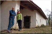 San Kristobal mendiaren gailurra 963 m. - 2017ko urriaren 22an