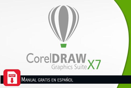 Manual de CorelDraw x7 gratis en español