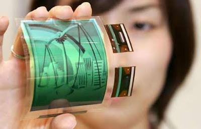 Barang Yang Memanfaatkan Teknologi Layar OLED