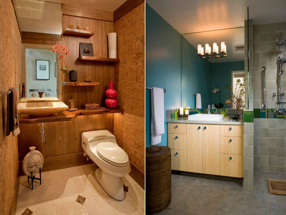 50 Small Bathroom Design With Lighting Ideas