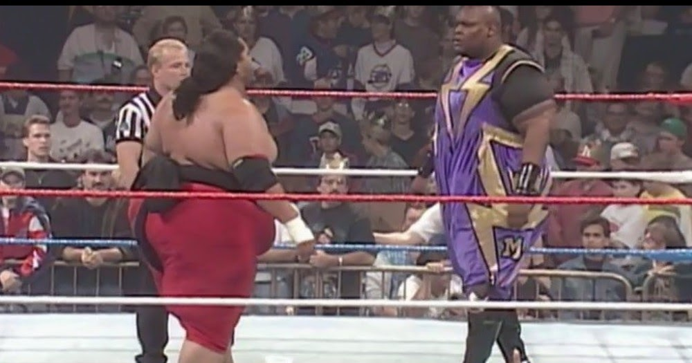 Worst in the World: Yokozuna vs King Mabel-In Your House 4