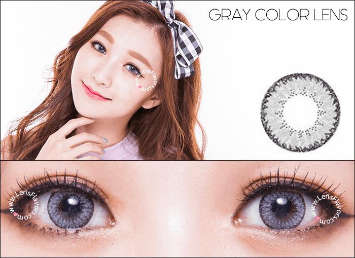 eos fairy gray circle lenses