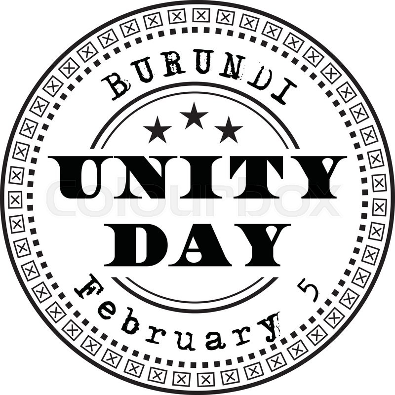 February 5 - Unity Day in Burundi