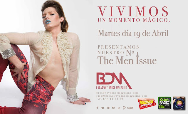 The Men Issue - N°1