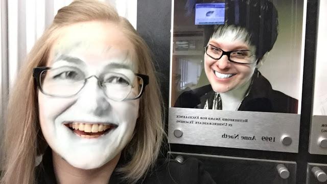 Sassy Campus Face Swap