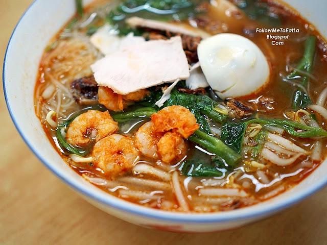 Prawn Noodles Only U Restaurant at Glenmarie in Shah Alam