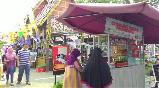 Sulitnya nyari sarapan di Bulan Ramadhan