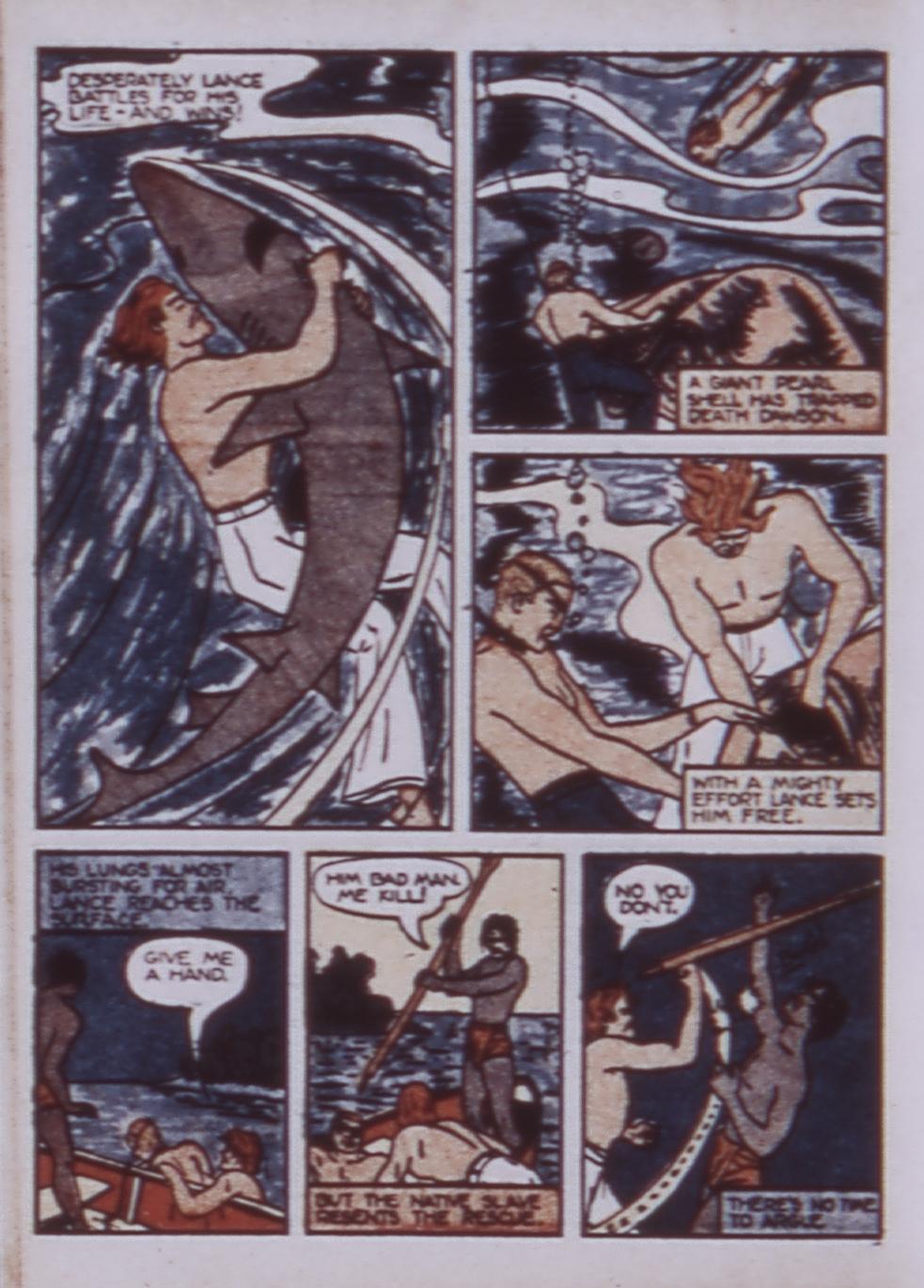 Read online WHIZ Comics comic -  Issue #3 - 48