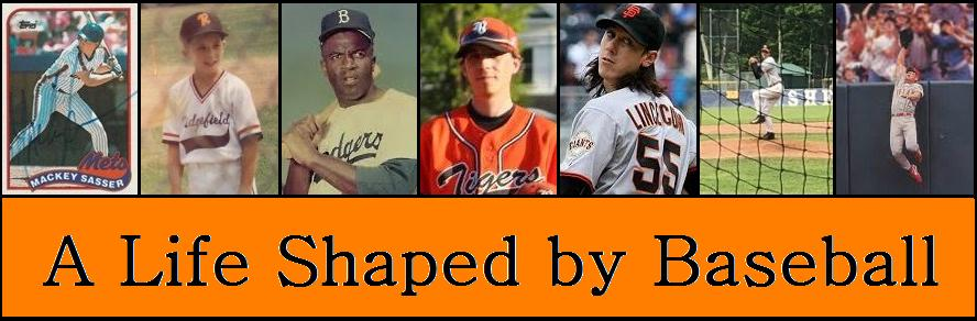 A Life Shaped by Baseball