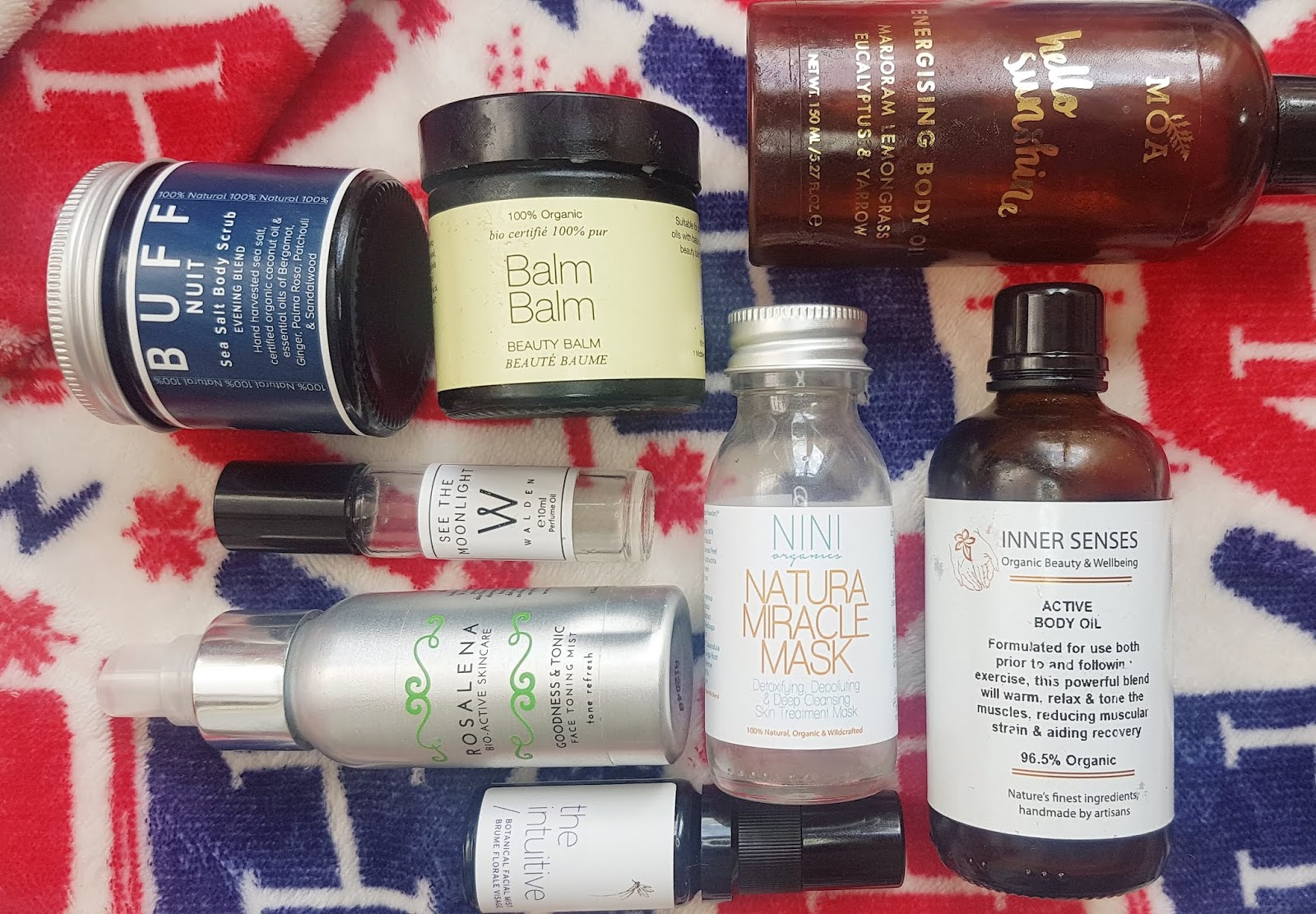Beauty + Wellbeing Empties Review April 2019