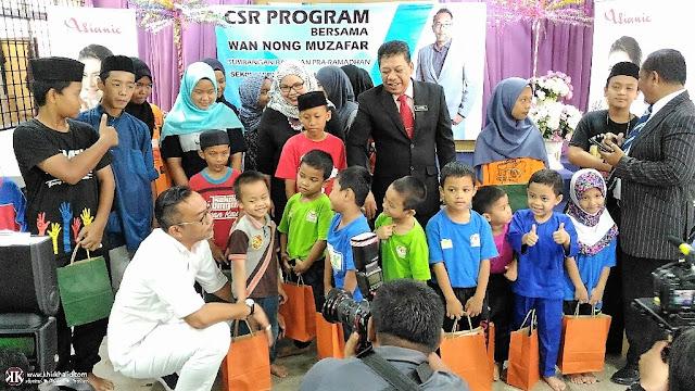 Sekolah Bimbingan Jalinan Kasih Chow Kit, Wan Nong Muzafar,
