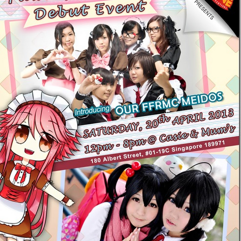 Fuwa Fuwa Maid Run Cafe Debut Event