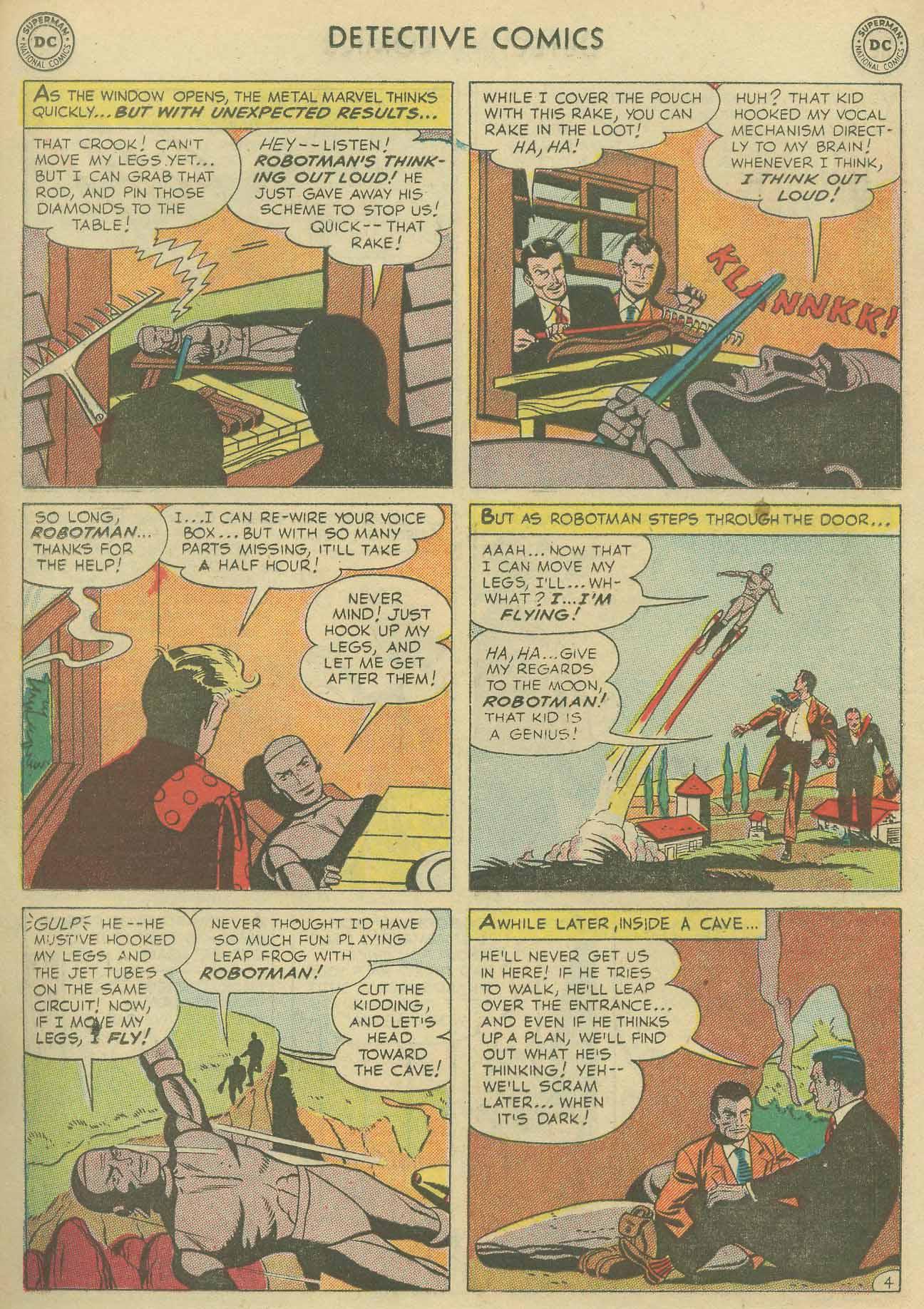 Detective Comics (1937) 175 Page 19