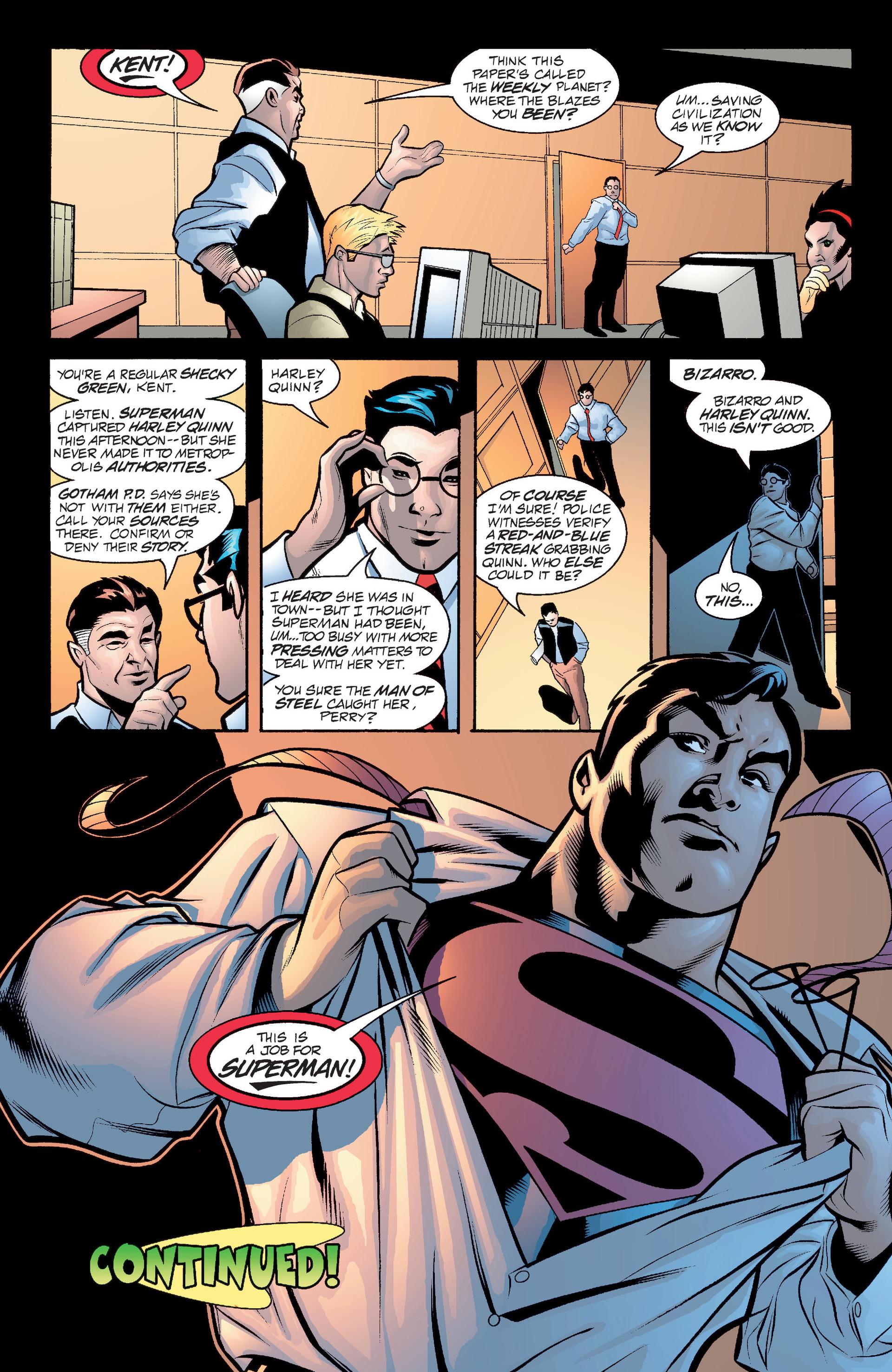 Harley Quinn (2000) Issue #17 #17 - English 22