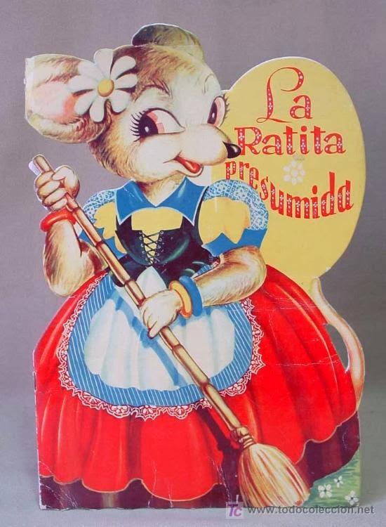 Literatura Infantil Y Educación Literaria La Ratita Presumida