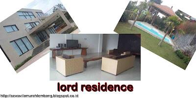 Villa Keluarga Di Bandung Dengan Private Pool