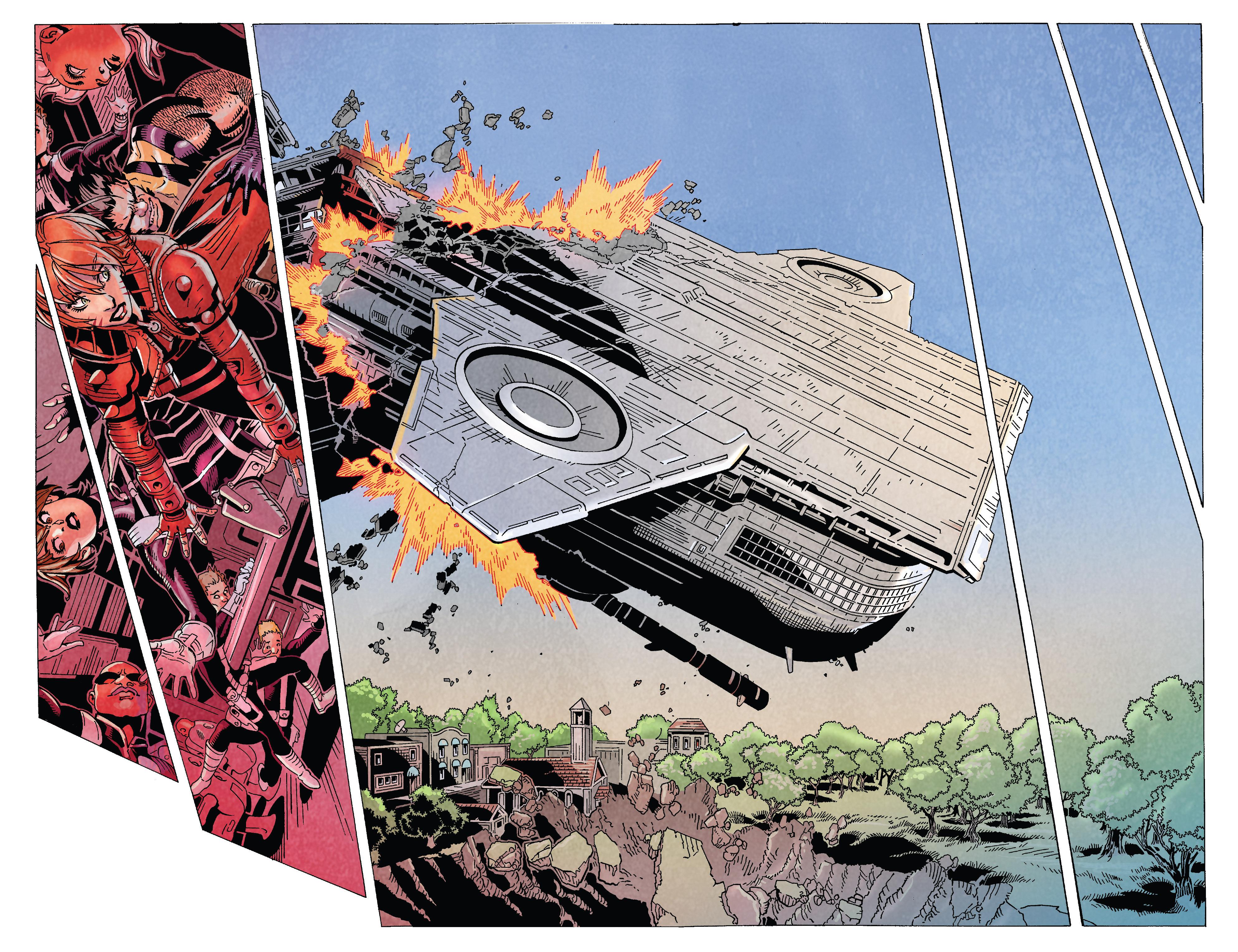 Read online Uncanny X-Men (2013) comic -  Issue #27 - 9