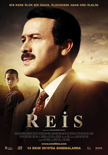 Poster Film Erdogan - REIS (2017)