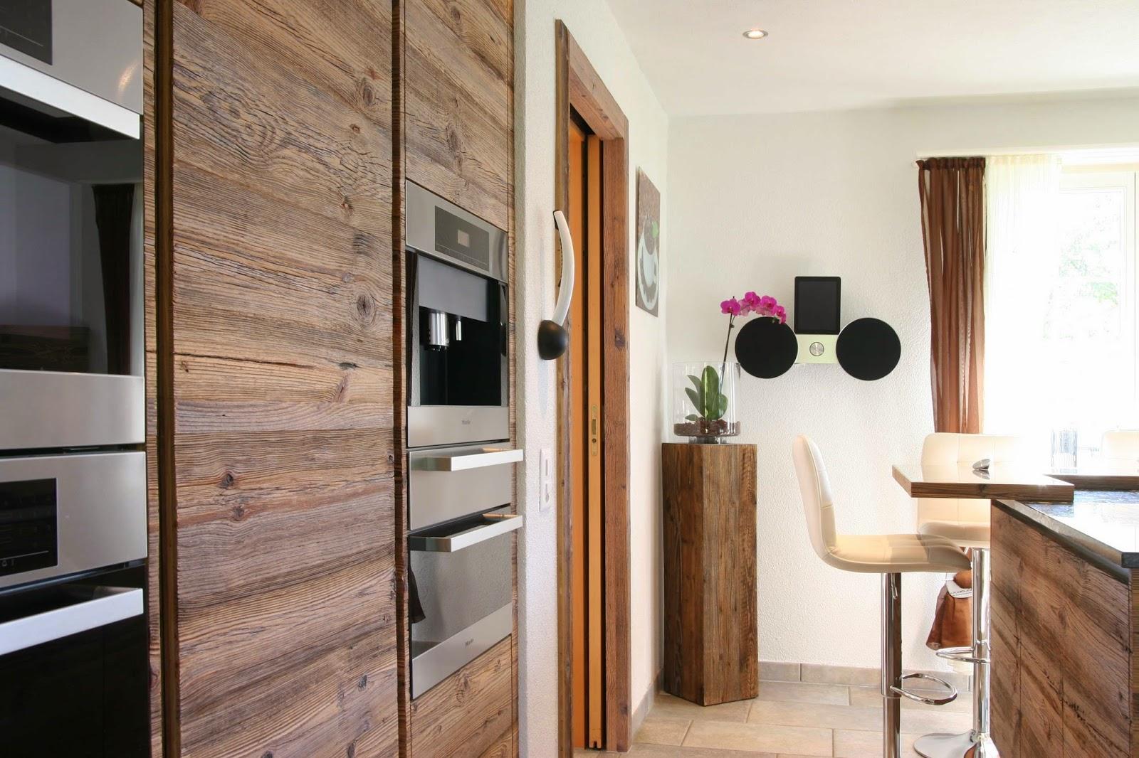 kuche mit kochinsel altholz die neuesten. Black Bedroom Furniture Sets. Home Design Ideas