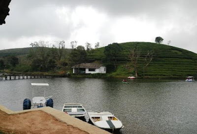Vagamon Lake, Kerala