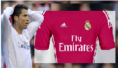 Kostum Jersey Baru Real Madrid