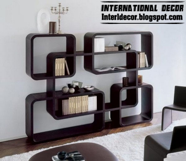 Italian Shelves Modular Designs Ideas, Italian Shelves Units