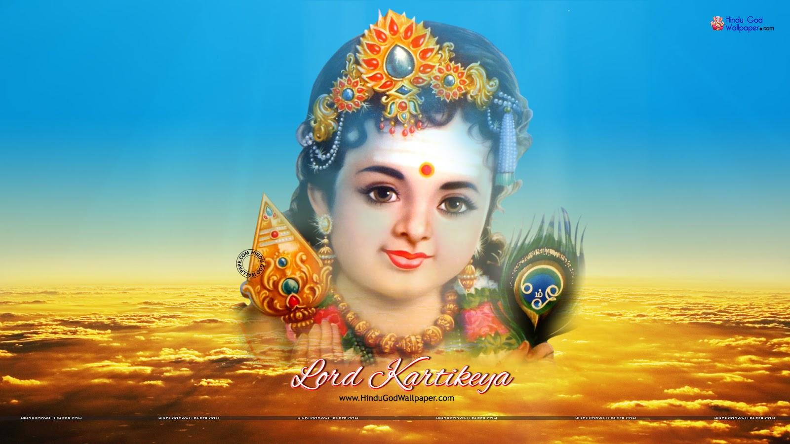 Lord Kartikeya God Wallpapers