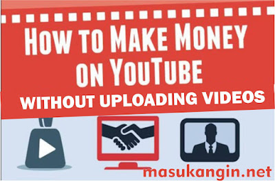 How to Make Money from YouTube without Uploading Videos