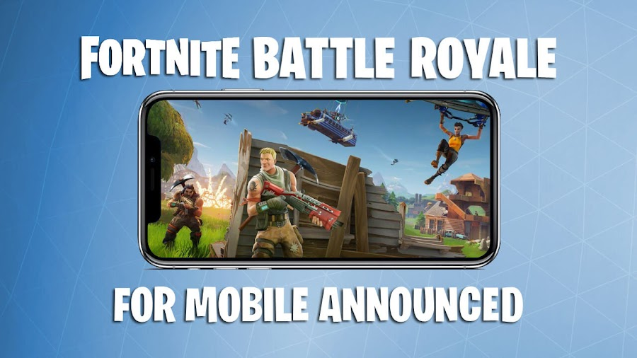 fortnite battle royale mobile release