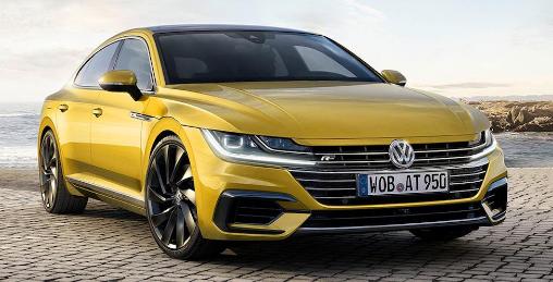 2018 VW CC