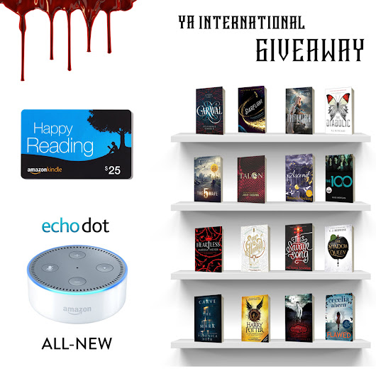 International Young Adult Giveaway