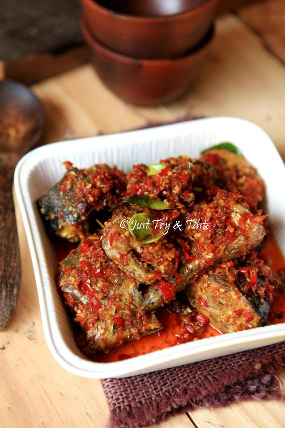 Resep Ikan Tongkol Rumahan : resep, tongkol, rumahan, Resep, Tongkol, Rica-Rica, Mencairkan, Makanan, Freezer, Taste