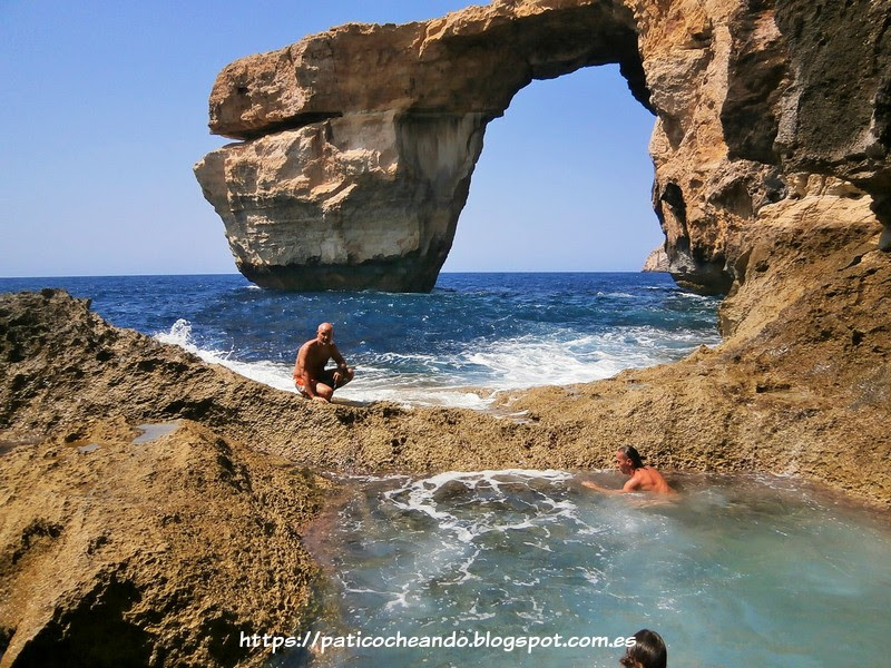 ISLA DE GOZO: Victoria (Rabat), Azure Window y Xlendi