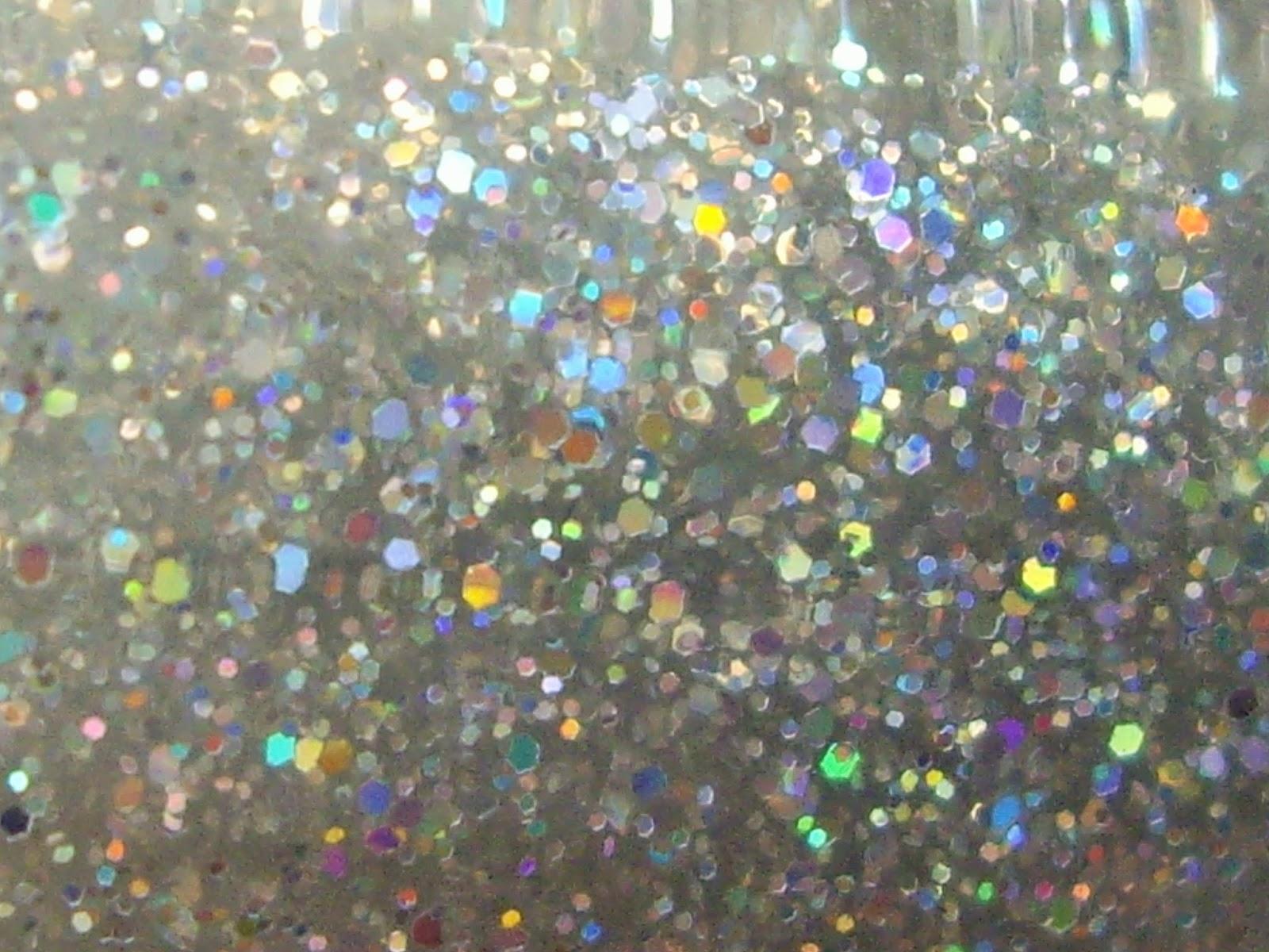 hot pink  u0026 holographic geometric nails