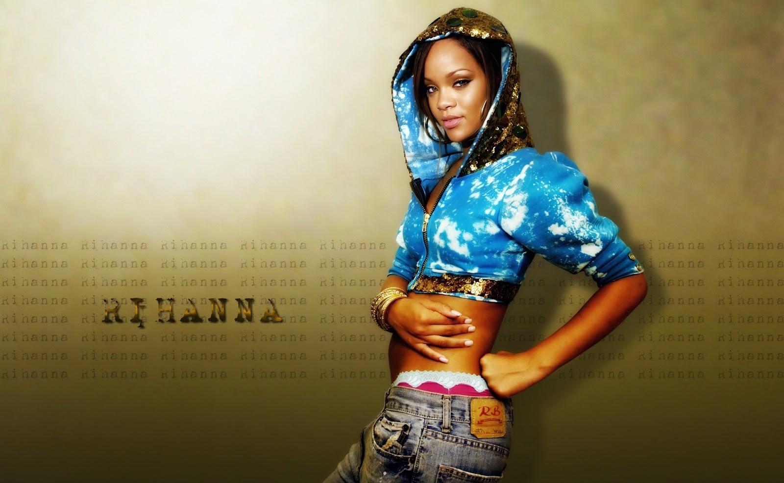 Ch-90: 25 Sexy Rihanna Full HD Wallpapers