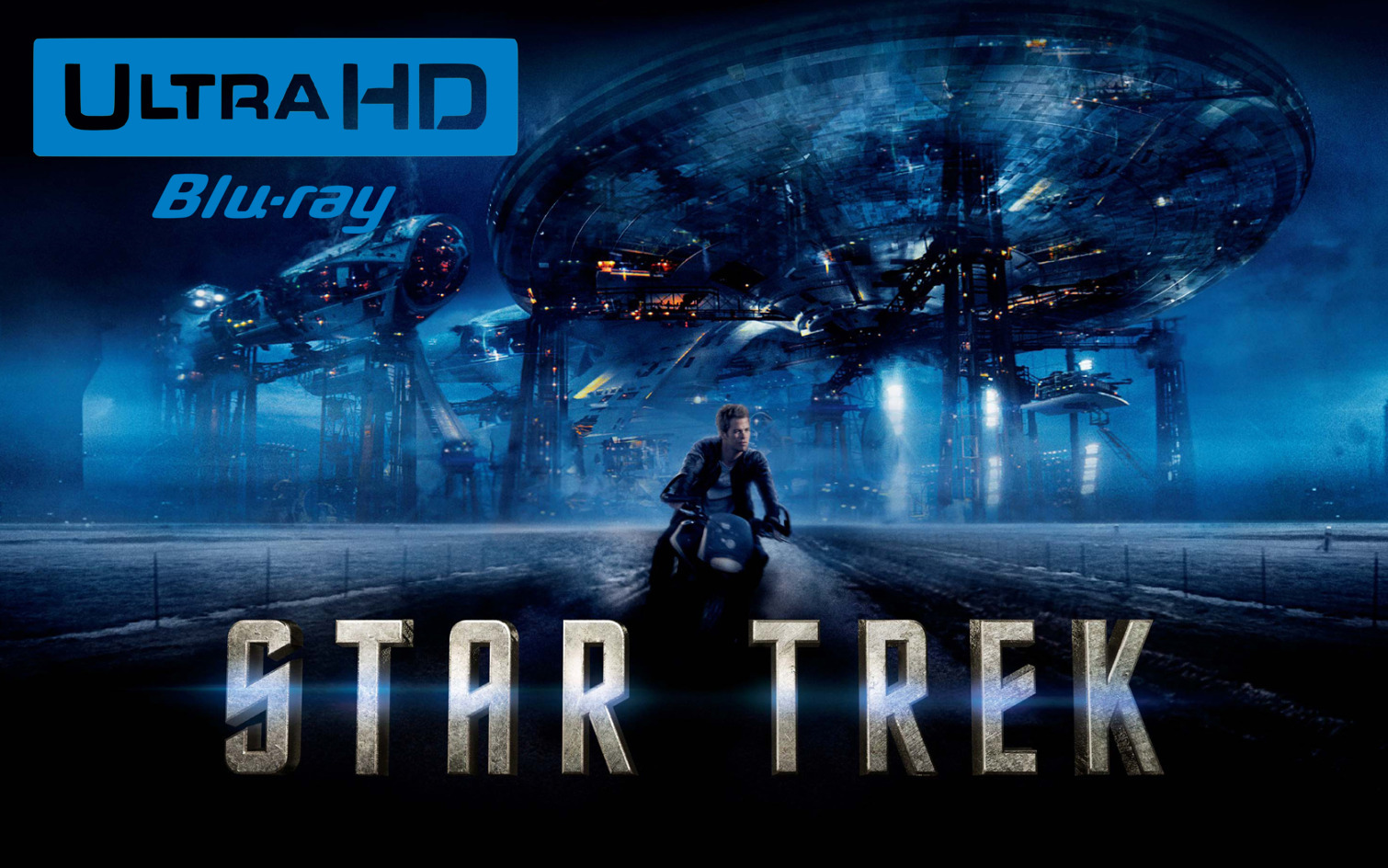Star Trek 4K (2009) 4K Ultra HD Blu-ray Pre-order Buy Now