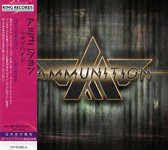 AMMUNITION - Ammunition [Japanese Edition +1] (2018) full