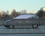 inovação do novo carro da Mercedes