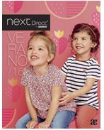catalogo next dirac niña