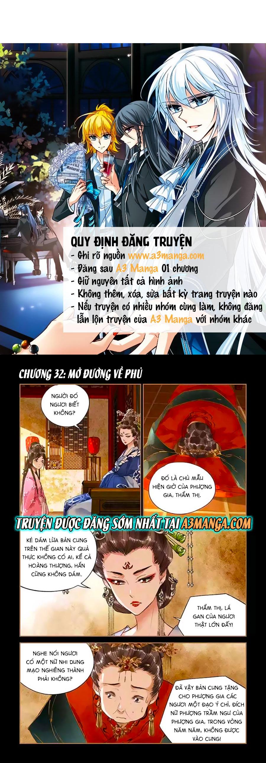 Thần Y Đích Nữ Chap 32