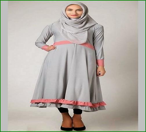 baju dress remaja