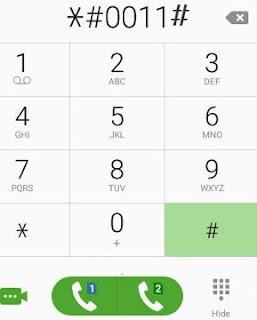 Mengunci Sinyal 4G Samsung