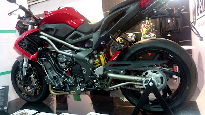 Upcoming 2016 Benelli Tornado 302 Hd Images