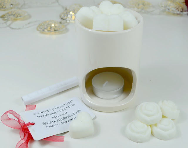 F&D wax melts - wax melts - home fragance - designer scents - wax tarts - angel style scent - Joop style scent - review