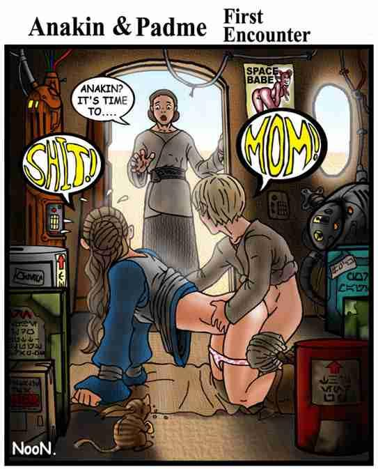 Padme And Anakin Sex 56