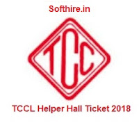 TCCL Helper Hall Ticket
