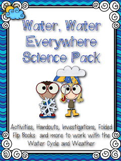 https://www.teacherspayteachers.com/Product/Water-Water-Everywhere-Water-Cycle-Weather-Pack-662744
