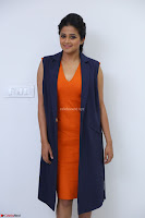 Priyamani in Beautiful Short Deep neck Orange Dress ~  Exclusive 24.JPG