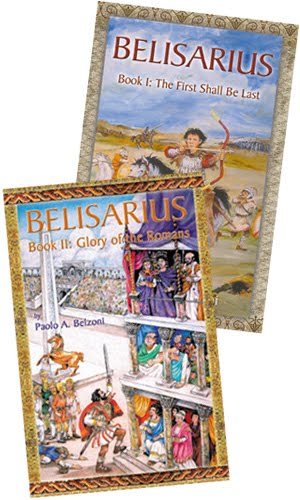 The Belisarius Series