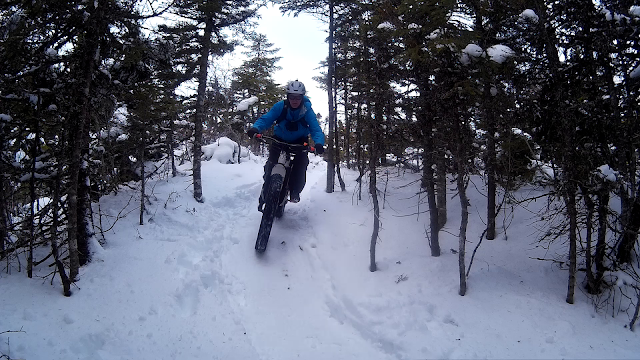 Fatbike Republic Fat Bike PNW Rainier 150 IR Dropper Post Review Dropper Install Norco Sasquatch